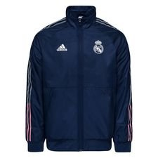 Real Madrid Jacka Anthem - Navy