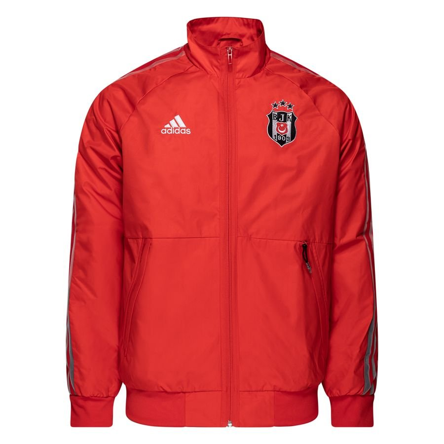 Besiktas Jacke Anthem Rot