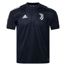 Juventus Tränings T-Shirt - Navy/Grå