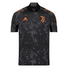 Juventus Tränings T-Shirt Ultimate EU - Svart/Orange