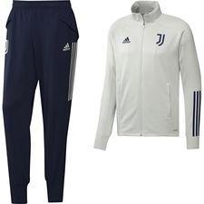 Juventus Trainingsanzug - Orbit Grey/Legend Ink