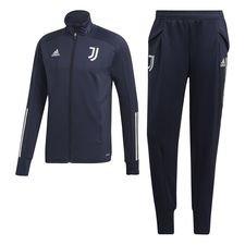 Juventus Trainingsanzug - Legend Ink/Orbit Grey