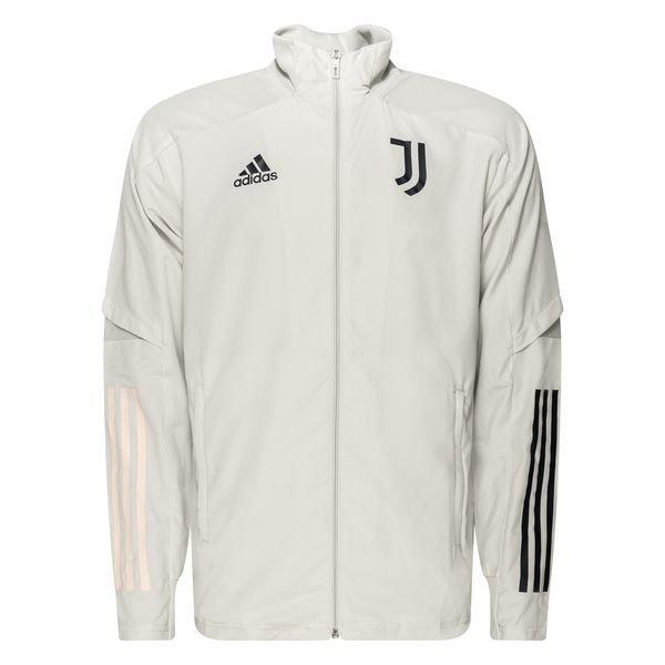 Juventus Jacke Presentation Orbit GreyLegend Ink