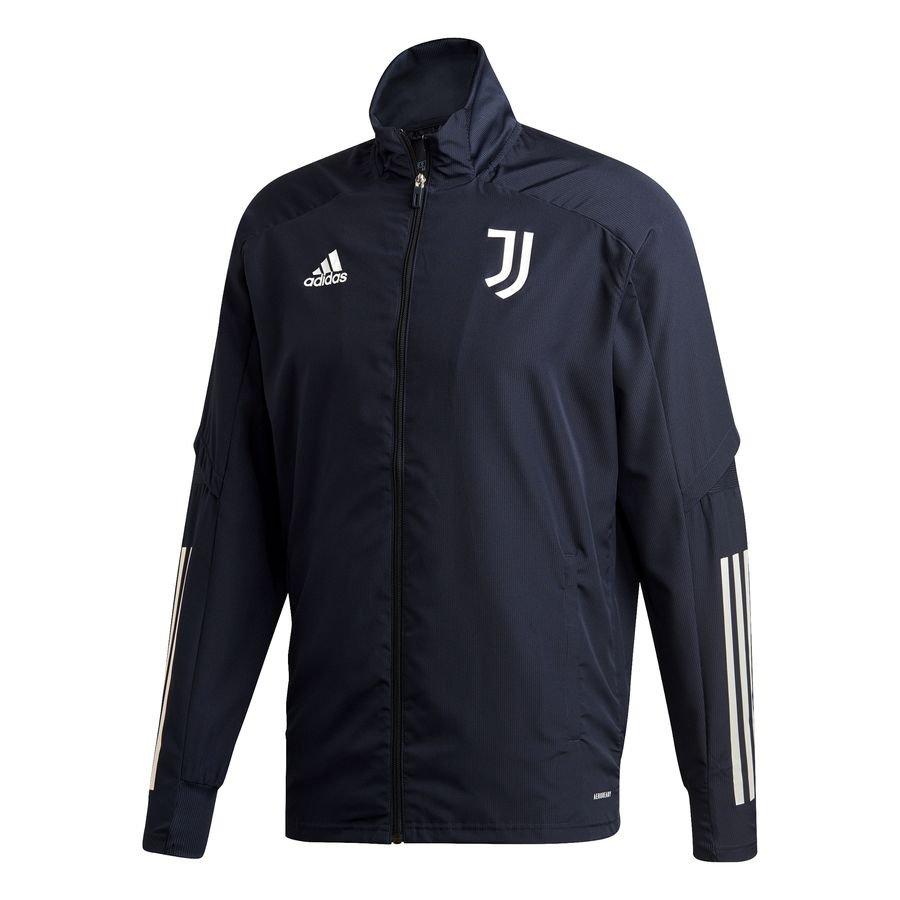 Juventus Træningsjakke Presentation - Navy/Grå thumbnail