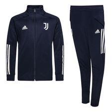 Juventus Trainingsanzug - Legend Ink/Orbit Grey Kinder