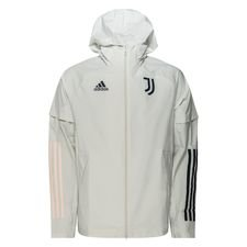 Juventus Jacka All Weather - Grå/Navy