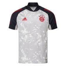 Bayern München Tränings T-Shirt Ultimate EU - Grå/Grå