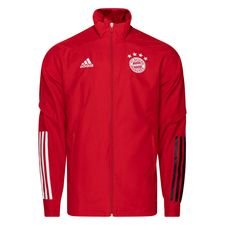 Bayern München Jacka Presentation - Röd/Svart