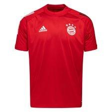 Bayern München Tränings T-Shirt - Röd/Svart