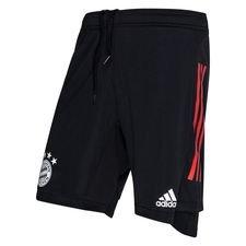 Bayern München Shorts - Svart/Röd