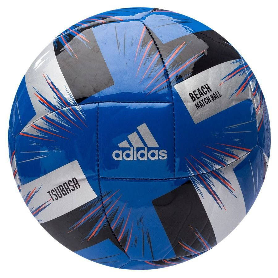 adidas Fodbold Captain Tsubasa Pro Beach - Blå/Rød/Sort thumbnail