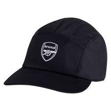 Arsenal Keps Five-Panel - Svart/Vit