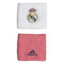 Real Madrid Svettband 2-Pack - Vit/Rosa/Navy
