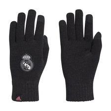 Real Madrid Handskar - Svart/Vit/Rosa