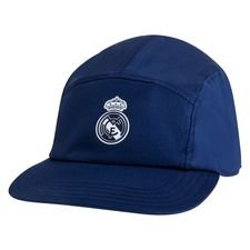 Real Madrid Keps Five-Panel - Navy/Vit/Rosa