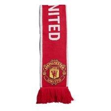 Manchester United Fanschal - Rot/Weiß