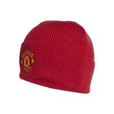 Manchester United Stickad - Röd/Vit