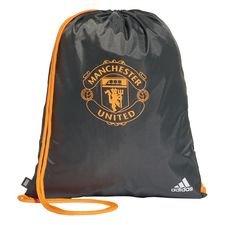 Manchester United Gymnastikpåse - Grön/Vit/Orange
