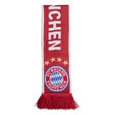 Bayern München Fanschal - Rot/Weiß