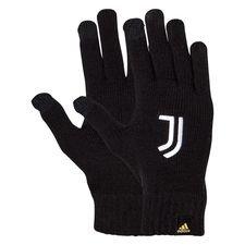 Juventus Handskar - Svart/Vit/Pyrite