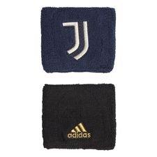 Juventus Svettband 2-Pack - Svart/Vit/Navy