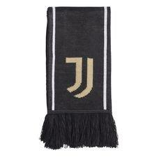 Juventus Fanschal - Schwarz/Weiß/Pyrite