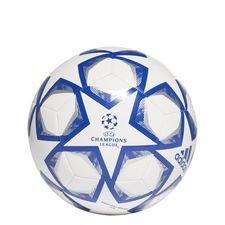 adidas Fotboll Champions League 2020 Club - Vit/Blå/Silver