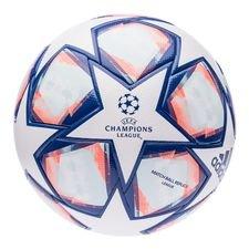 adidas Fotboll Champions League 2020 League - Vit/Blå/Orange