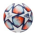 adidas Ballon Champions League 2020 Pro Ballon de Match - Blanc/Bleu/Coral