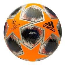 adidas Fotboll Champions League 2020 Pro Matchboll - Orange/Blå/Svart