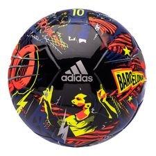 adidas Fotboll Mini Messi The Journey - Blå/Svart/Gul