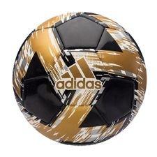 adidas Fotboll Capitano Club Inflight - Svart/Vit/Guld