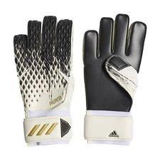 adidas Torwarthandschuhe Predator Match Inflight - Weiß/Schwarz/Gold