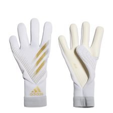 adidas Torwarthandschuhe X Pro Inflight - Weiß/Gold/Silber Kinder