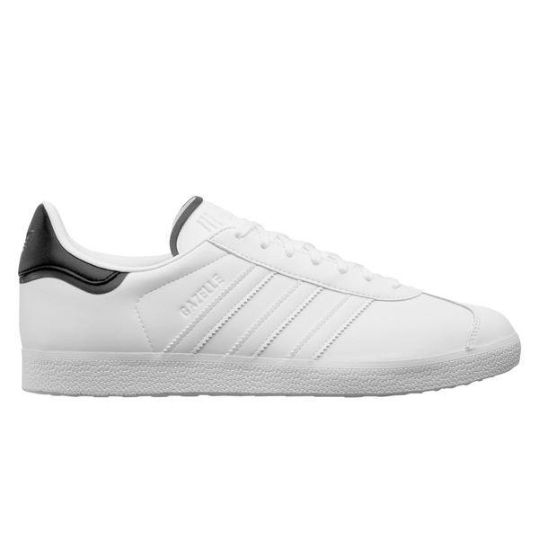 adidas Originals Chaussures Gazelle - Blanc/Noir