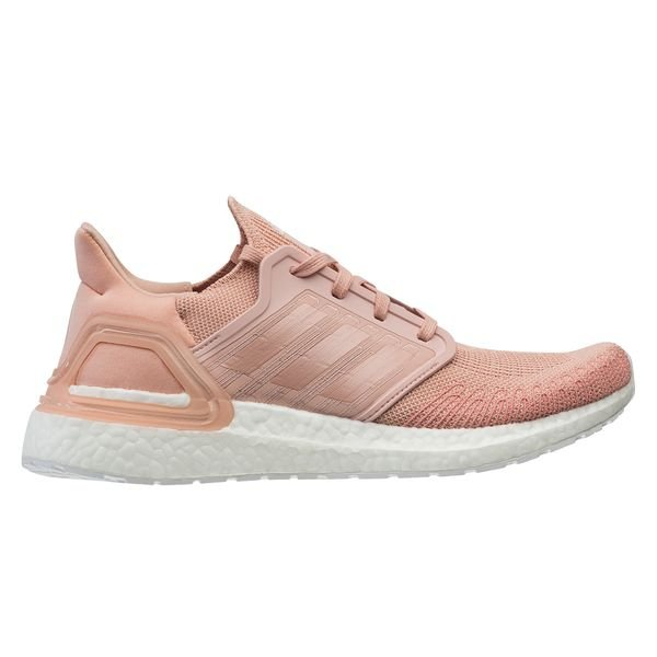 adidas Ultra Boost 20 - Rose/Blanc Femme