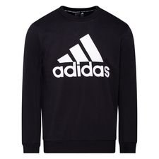adidas Sweatshirt Crew Must Haves - Schwarz/Weiß