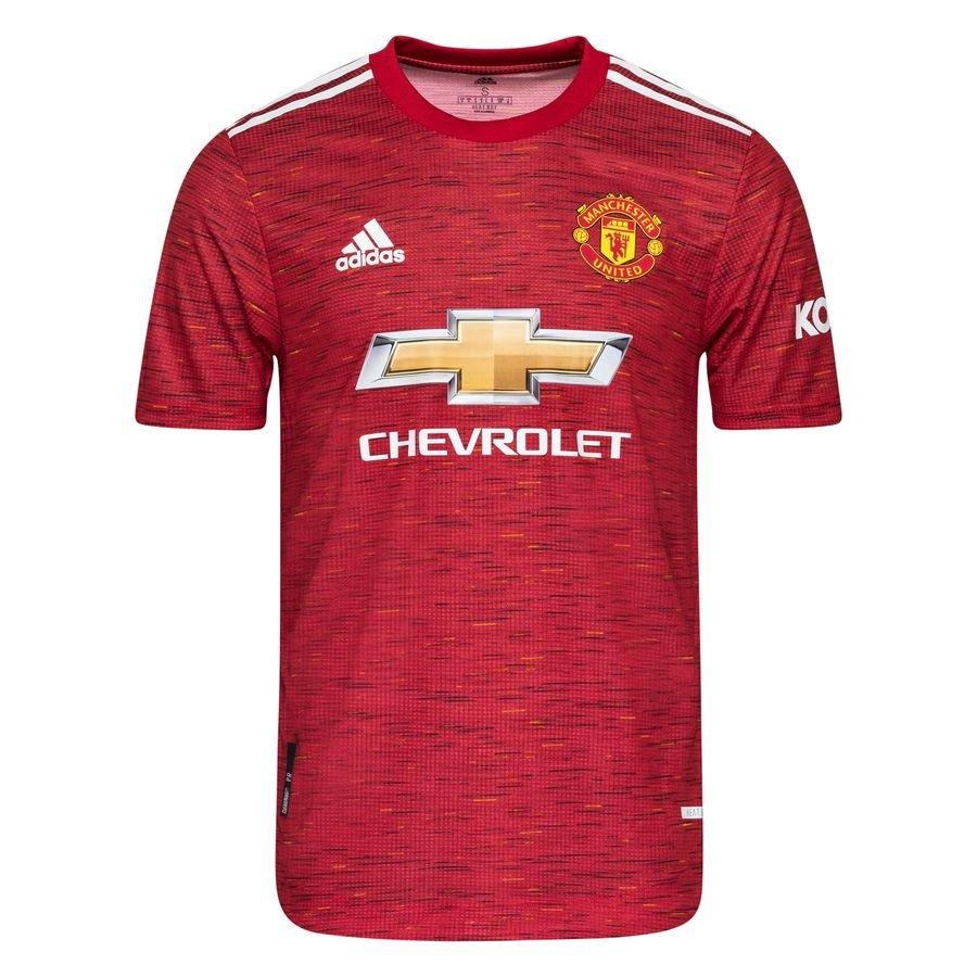 Manchester United Hjemmebanetrøje 2020/21 Aut