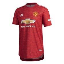 Manchester United Hemmatröja 2020/21 Authentic