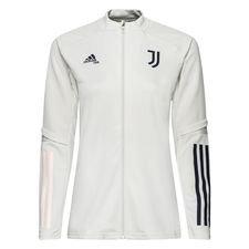 Juventus Träningsjacka - Grå/Navy Dam