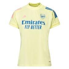 Arsenal Tränings T-Shirt - Gul/Rosa Dam