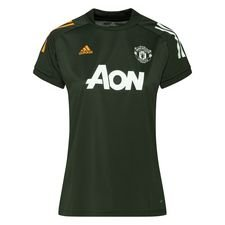 Manchester United Tränings T-Shirt - Grön Dam