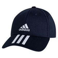 adidas Baseball Cap 3-Stripes Twill - Legend Ink/Weiß
