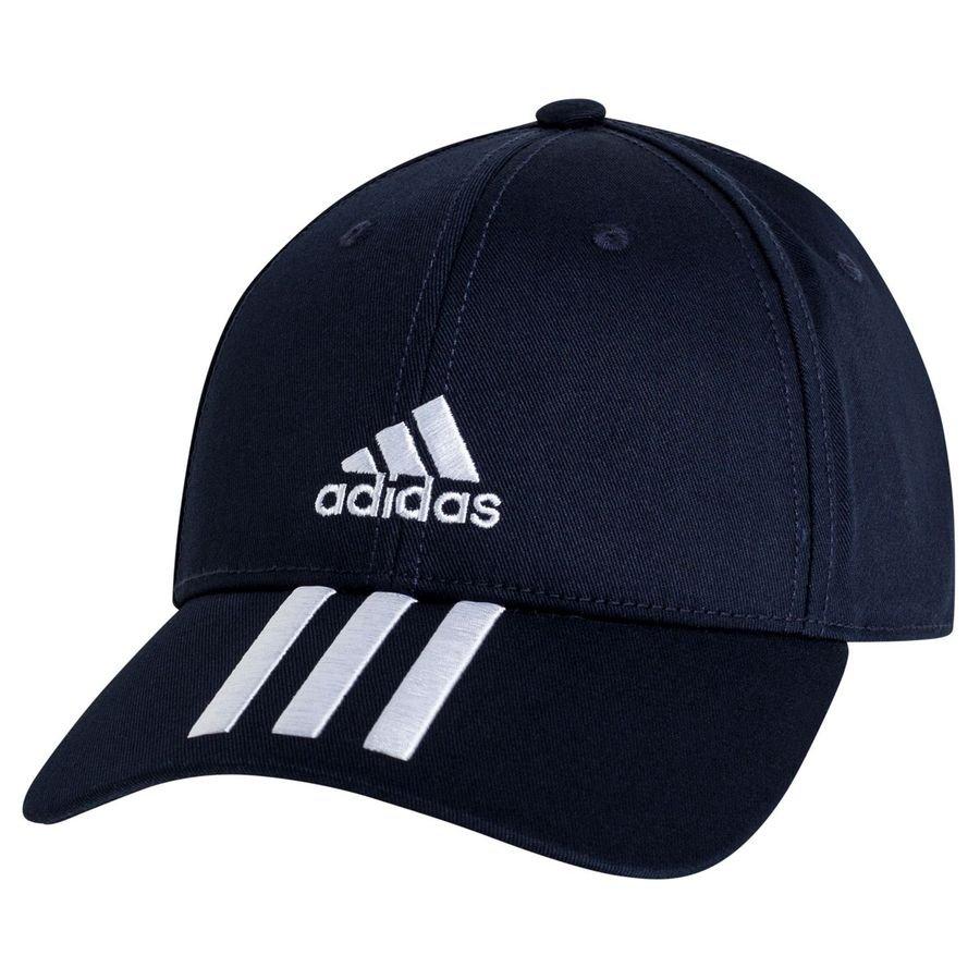 Bilde av Adidas Baseball Caps 3-stripes Twill - Navy/hvit