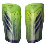 adidas Protège-Tibias X Pro Precision To Blur - Vert/Violet