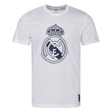Real Madrid T-Shirt DNA - Vit/Navy
