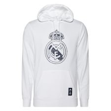 Real Madrid Luvtröja DNA - Vit/Navy
