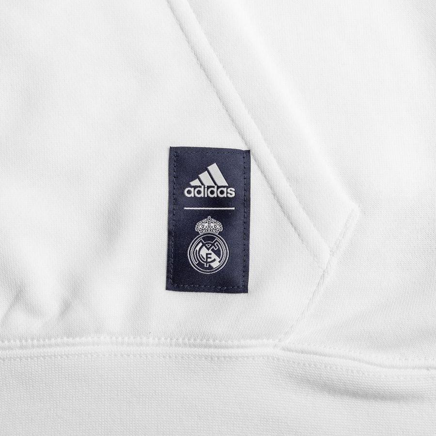 Real Madrid Hoodie DNA WeißNavy |