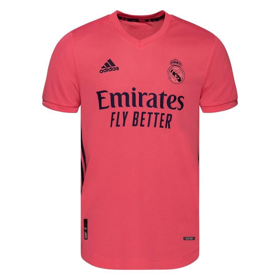 Real Madrid Udebanetrøje 2020/21 Authentic