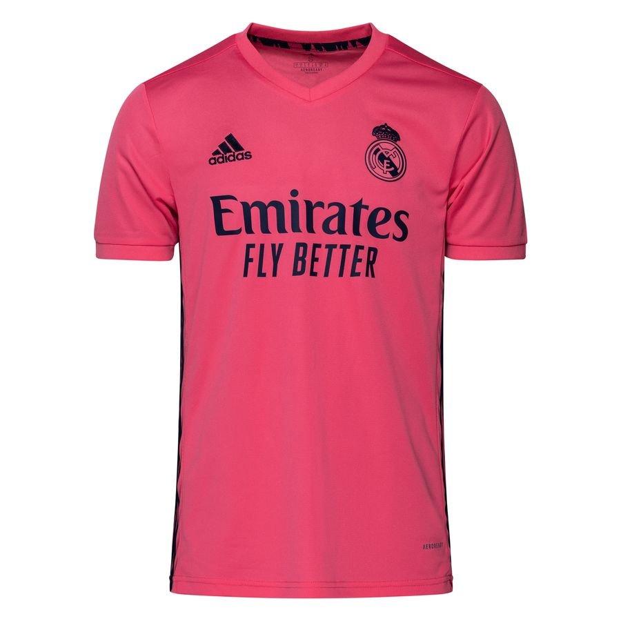 Real Madrid Udebanetrøje 2020/21